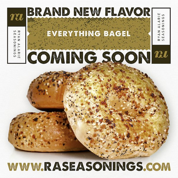 RA Seasonings Everything Bagel