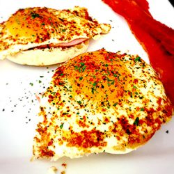 Picture of Cajun Fried Eggs Benedict