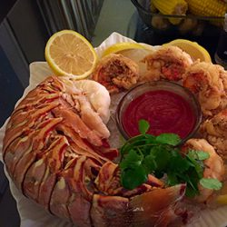 Picture of Cold Seafood Platter