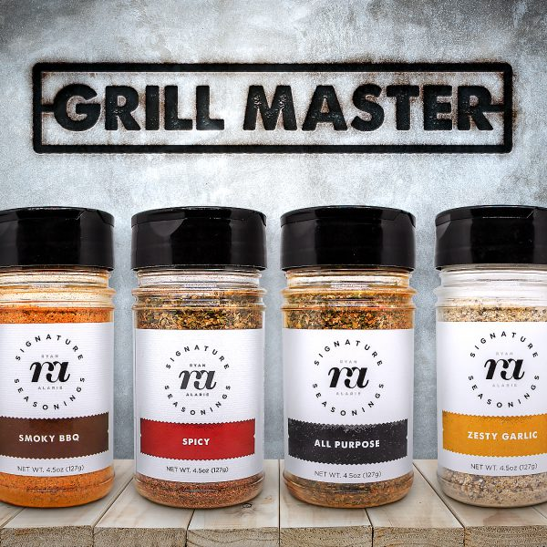 Picture of Grill Master Pack