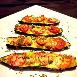Picture of Turkey Sausage Zucchini