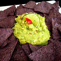 Picture of Zesty Garlic Guacoamole