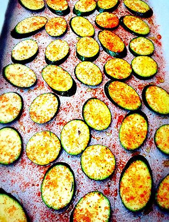 Picture of RA Seasonings Zucchini Chips